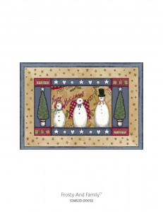 Milliken Christmas Rugs 1 13