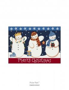 Milliken Christmas Rugs 1 20