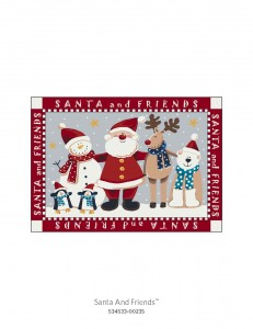 Milliken Christmas Rugs 1 24