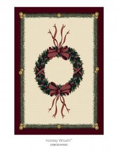 Milliken Christmas Rugs 1 29